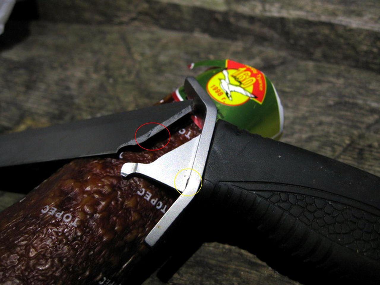 Самые опасные ножи мира 8 фотография