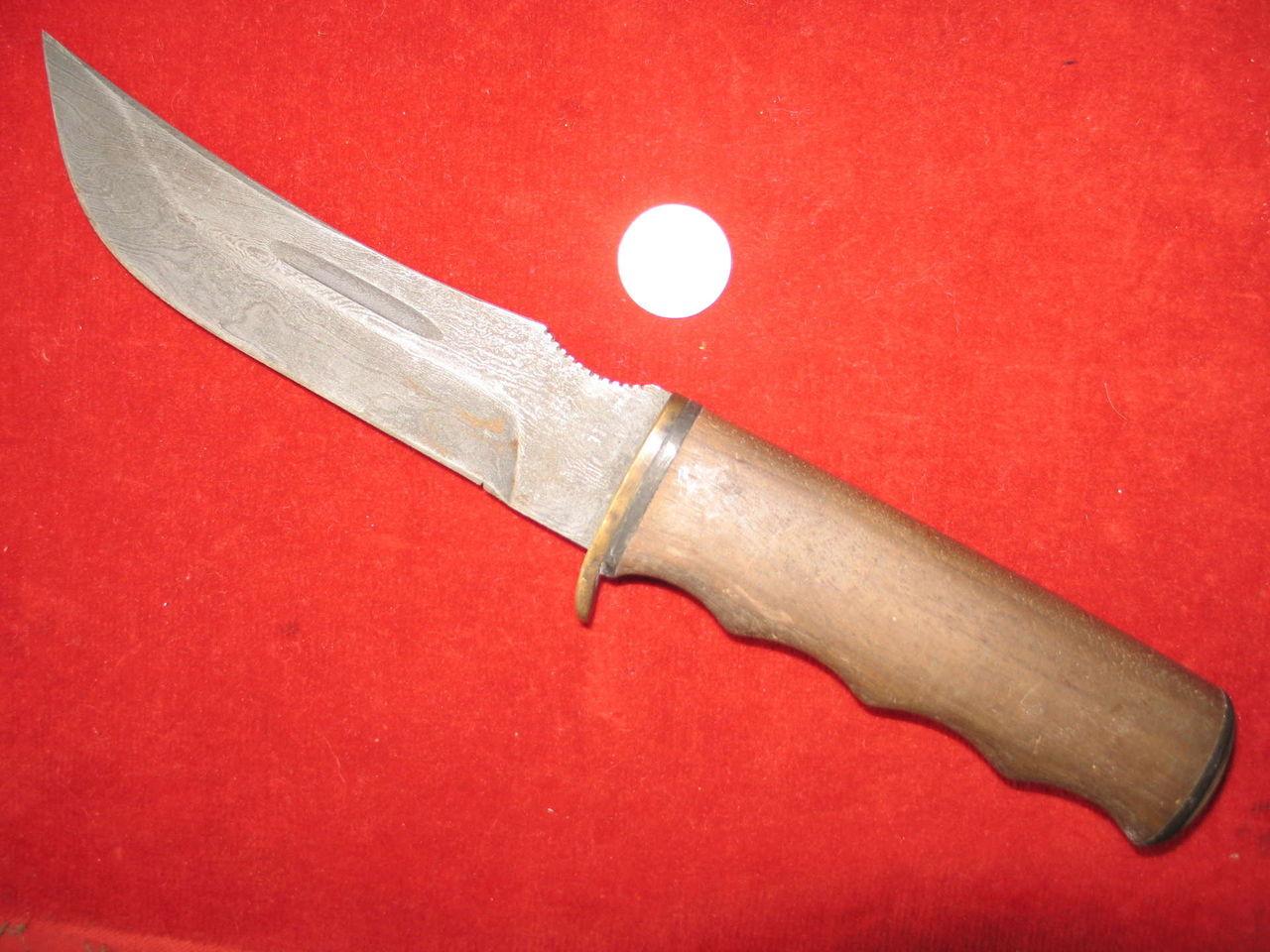 Ковка ножей в домашних условиях 56