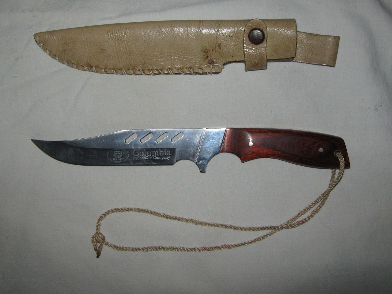 Нож из рессоры своими руками в домашних условиях