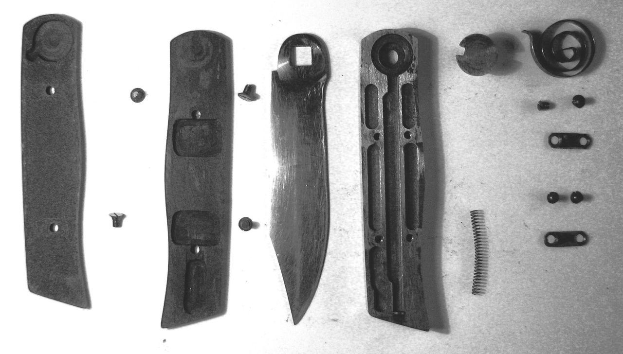 Ontoholdings Продажа ножа с автоматическим. Нож выкидной.
