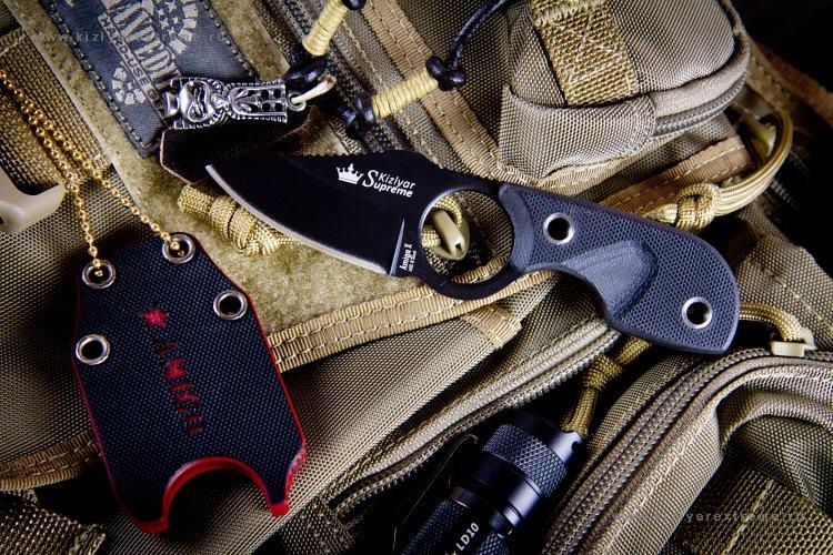 Нож Amigo X, D2 Black
