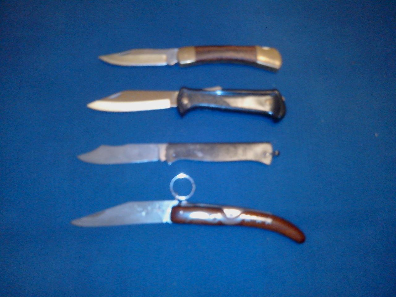 нож взрыв-схема