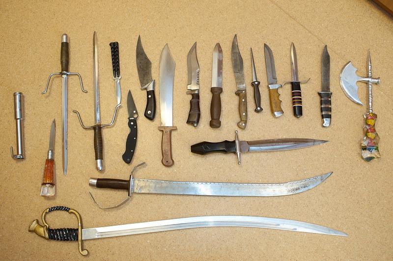 Ножи сделанные своими руками фото 140