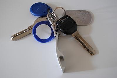 Как сделать ключ от квартиры красивым 187