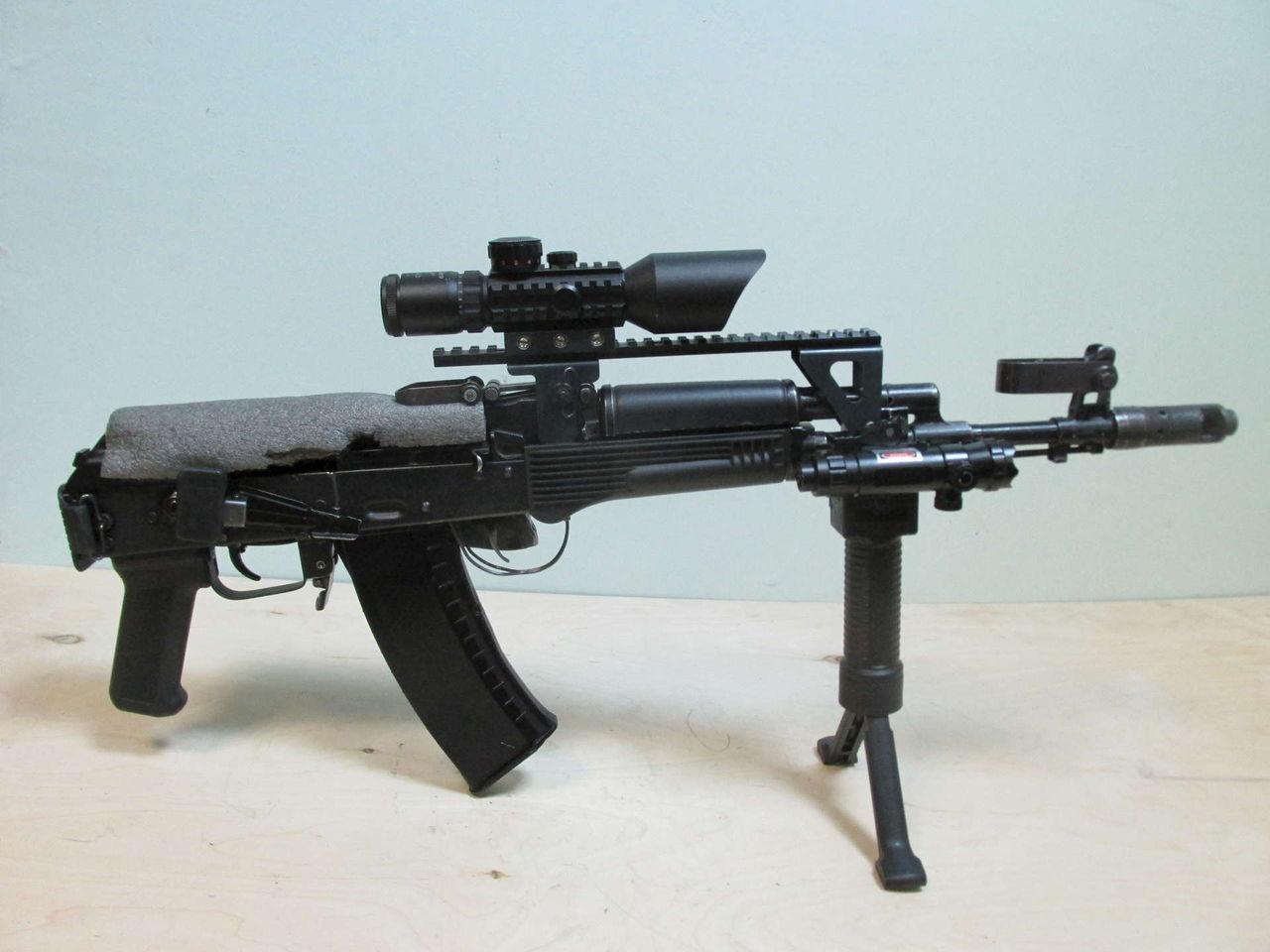 схема винтовки henry ar-7