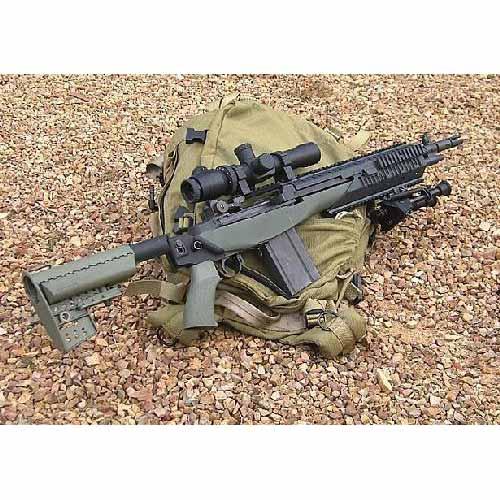 M14 tactical sniper rifle