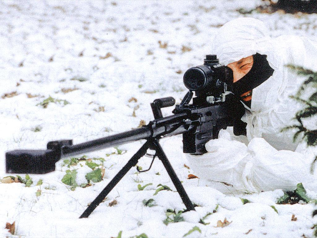 новый снайпер фото красивый