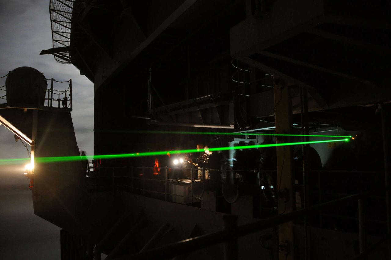 Лазерное оружие dazzler вс сша