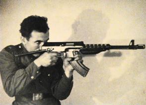 Армянский автомат k-3 • Популярное оружие