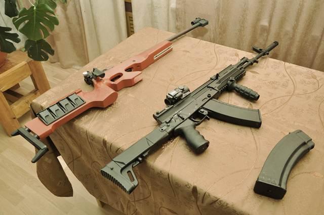 Видео-схема оружия: как устроен автомат АК-12 | Армейский