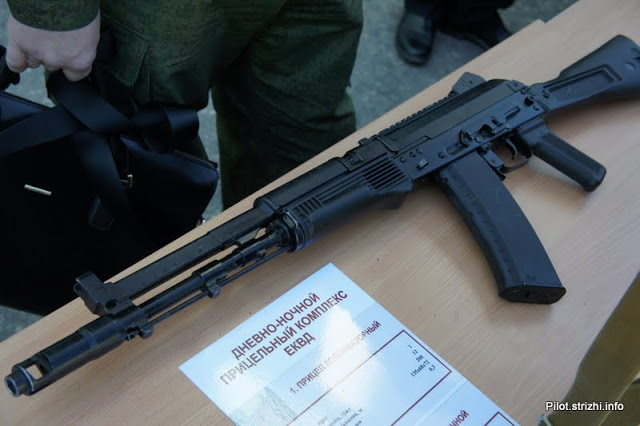 Ак 12 новый автомат от ИЖмаша • Популярное оружие