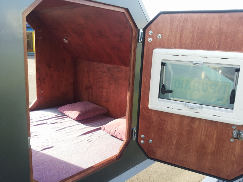 Требования к самодельной палатке