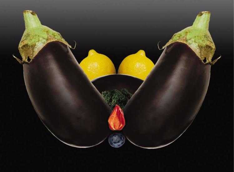 Секс с фруктами фото