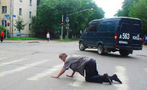 тем сбил пешехода нарушени правил очень захотелось