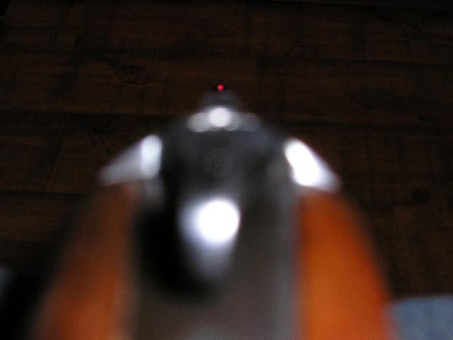 Мушка для ружья своими руками