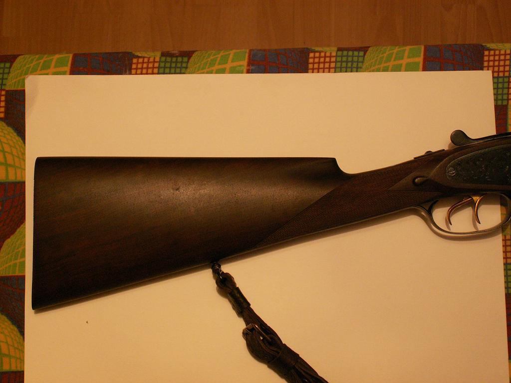 Сделать охотничье ружье своими руками 780