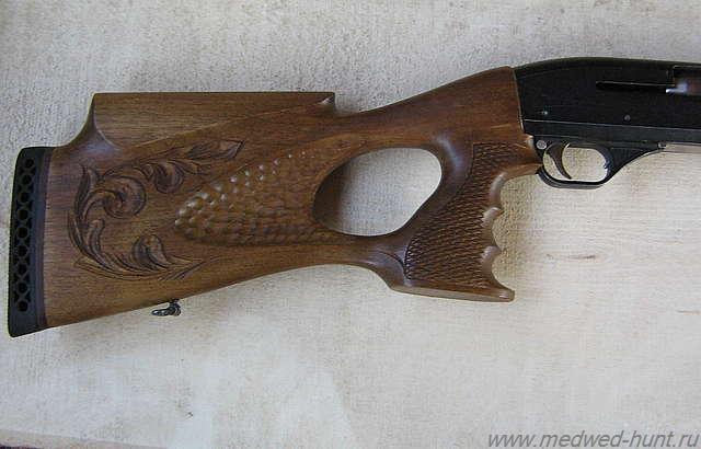 Охотничье оружие своими руками фото 103