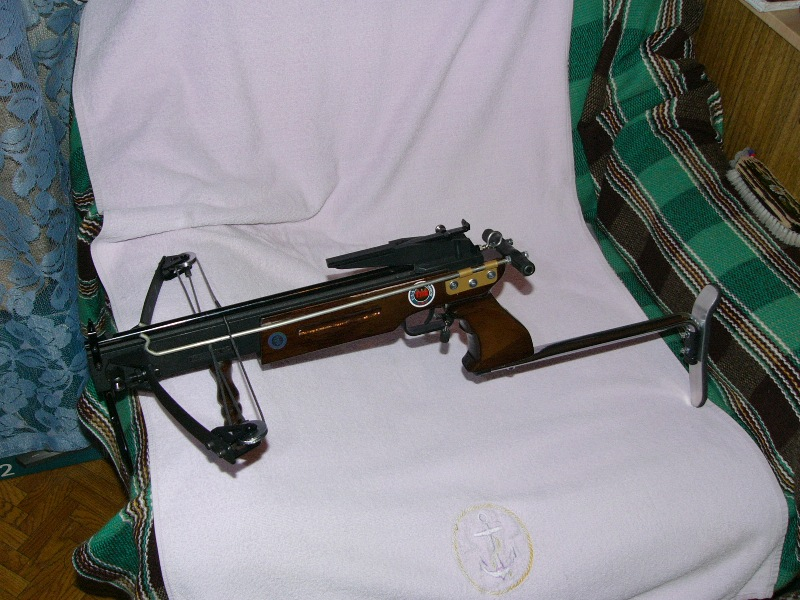Стрельба из арбалета своими руками 322