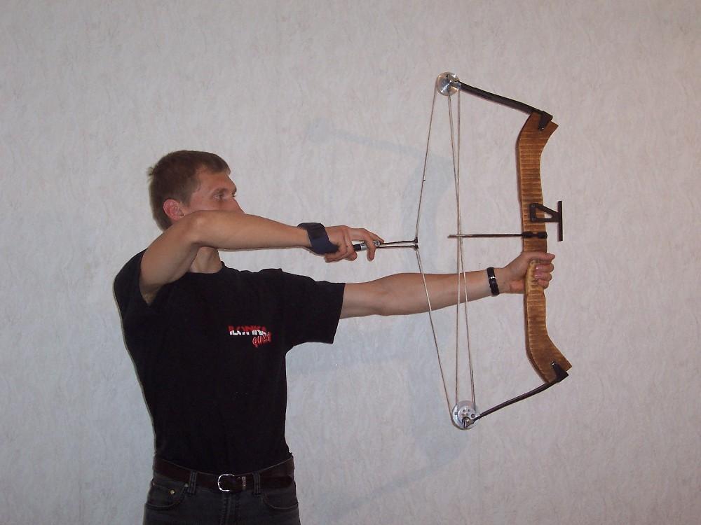 Как сделать стрелу для спортивного лука - Модная точка