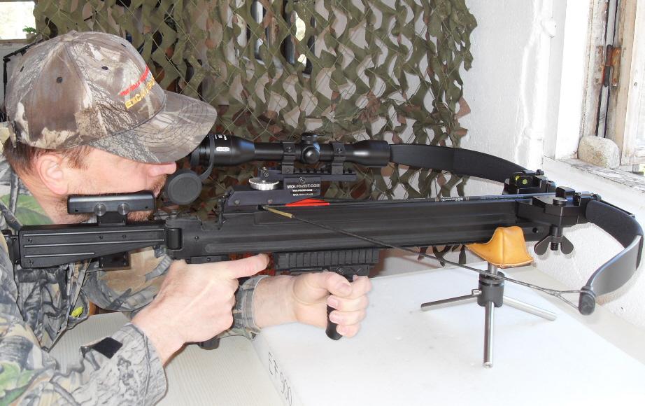 Стрельба из арбалета своими руками 301