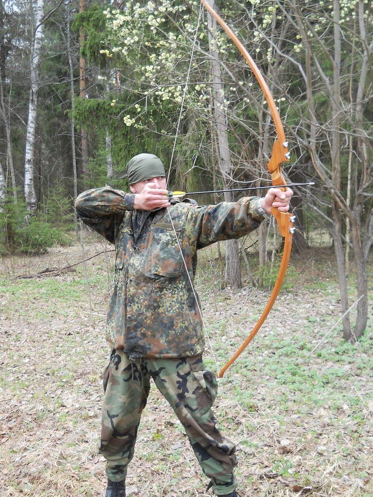 Как изготовить лук для охоты своими руками