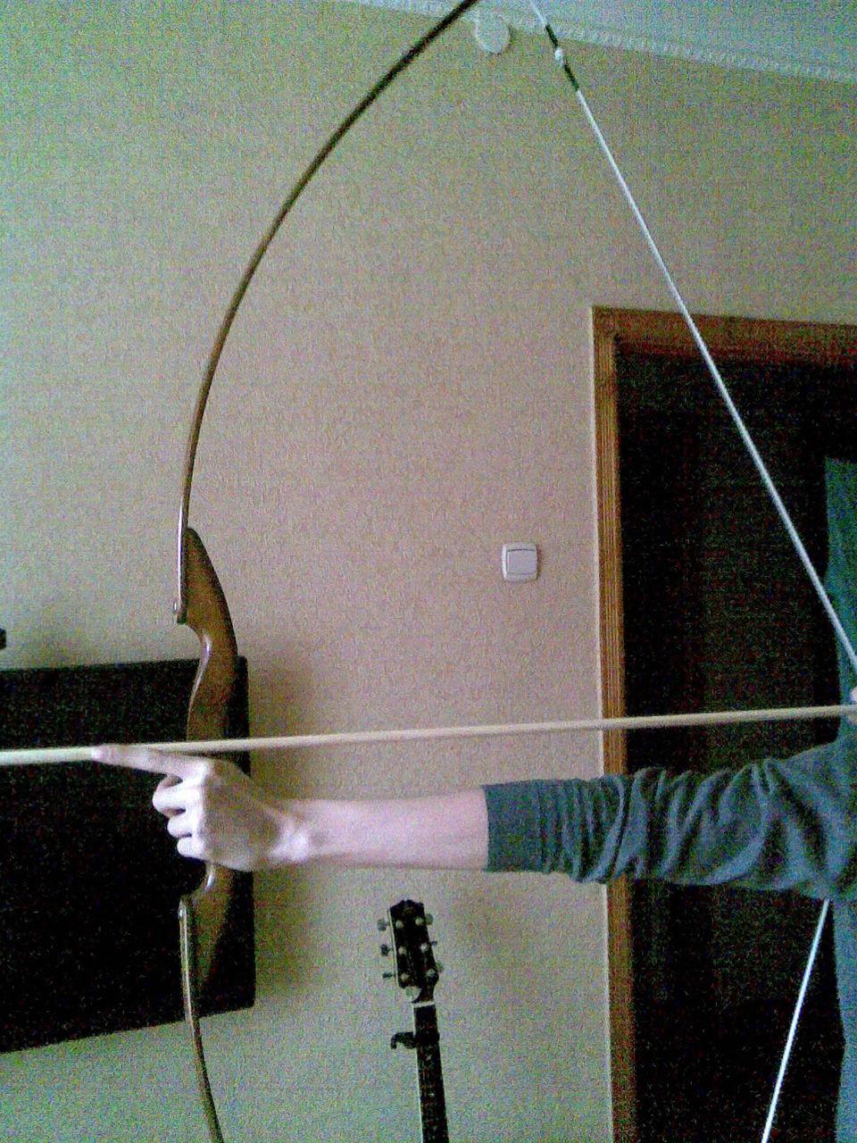 Как сделать стрелы и тетиву своими руками? 11