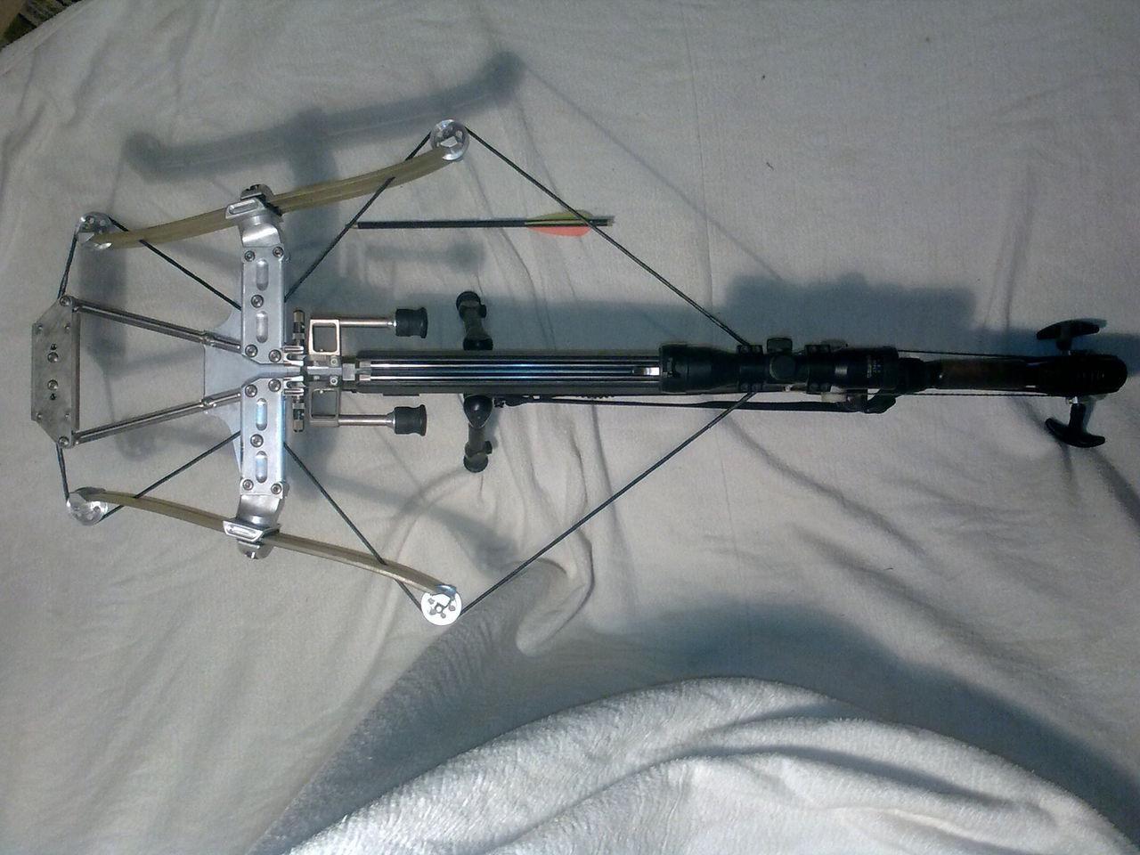 Стрельба из арбалета своими руками 280