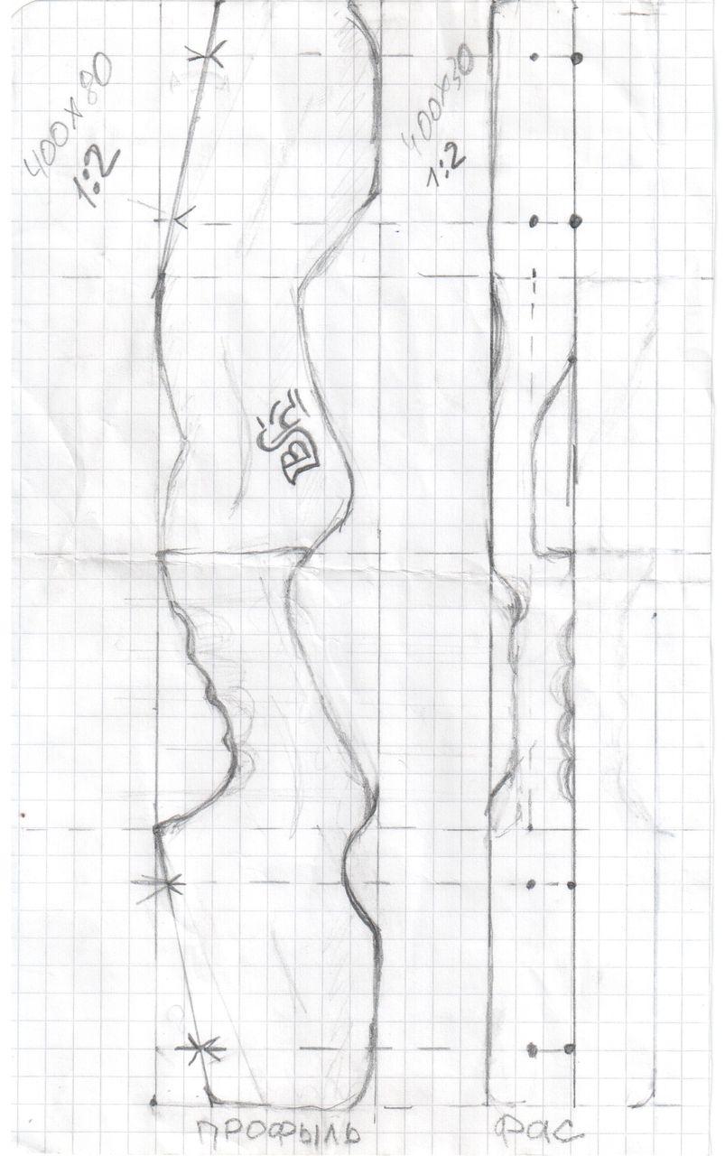 Композитный лук чертежи