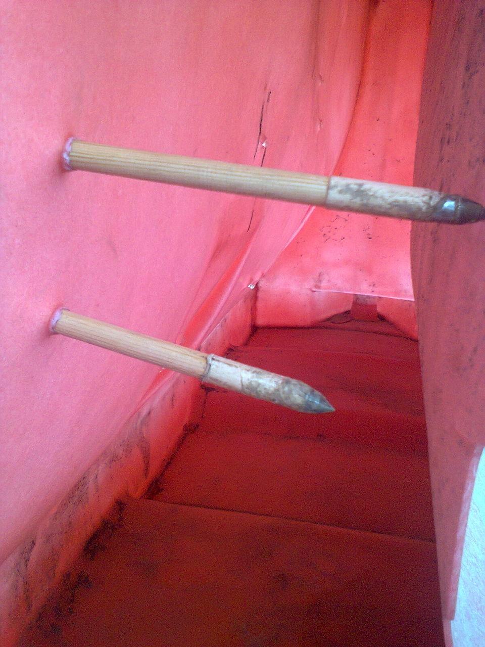 Как сделать наконечники на стрелы лука