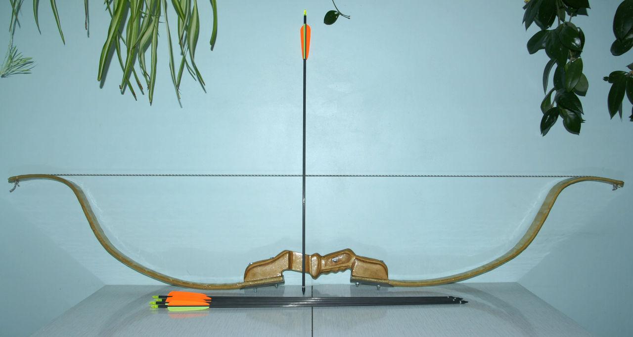 Как лучше сделать лук и стрелы 264