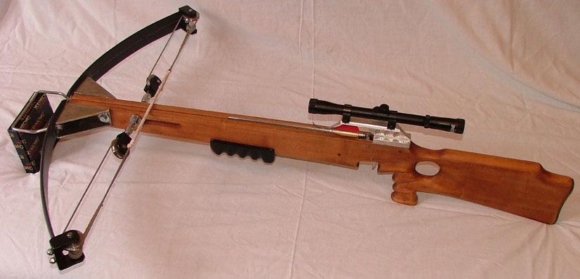 Стрельба из арбалета своими руками 720