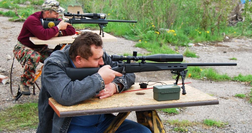стрельба матчевыми пулями