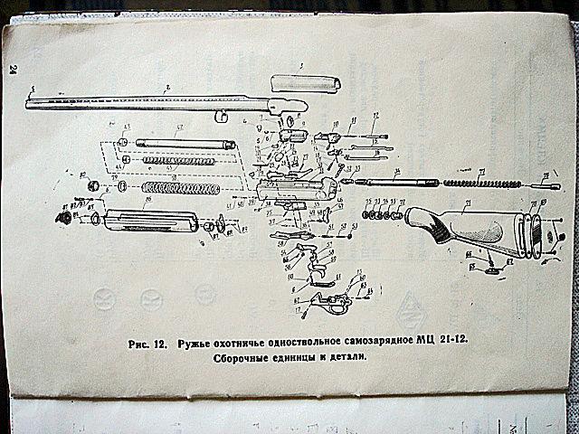 Продам ружье МЦ 21-12 идеально