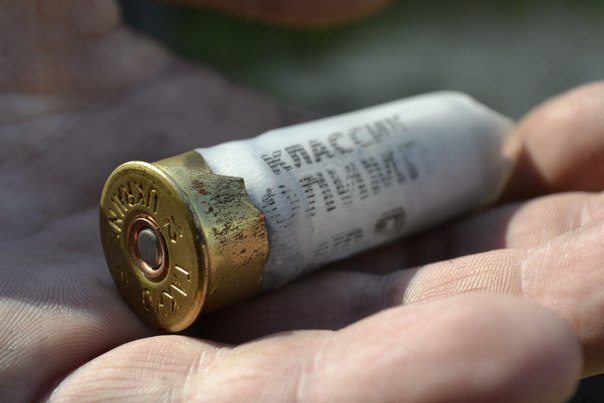 Обжимка патронов 12 калибра