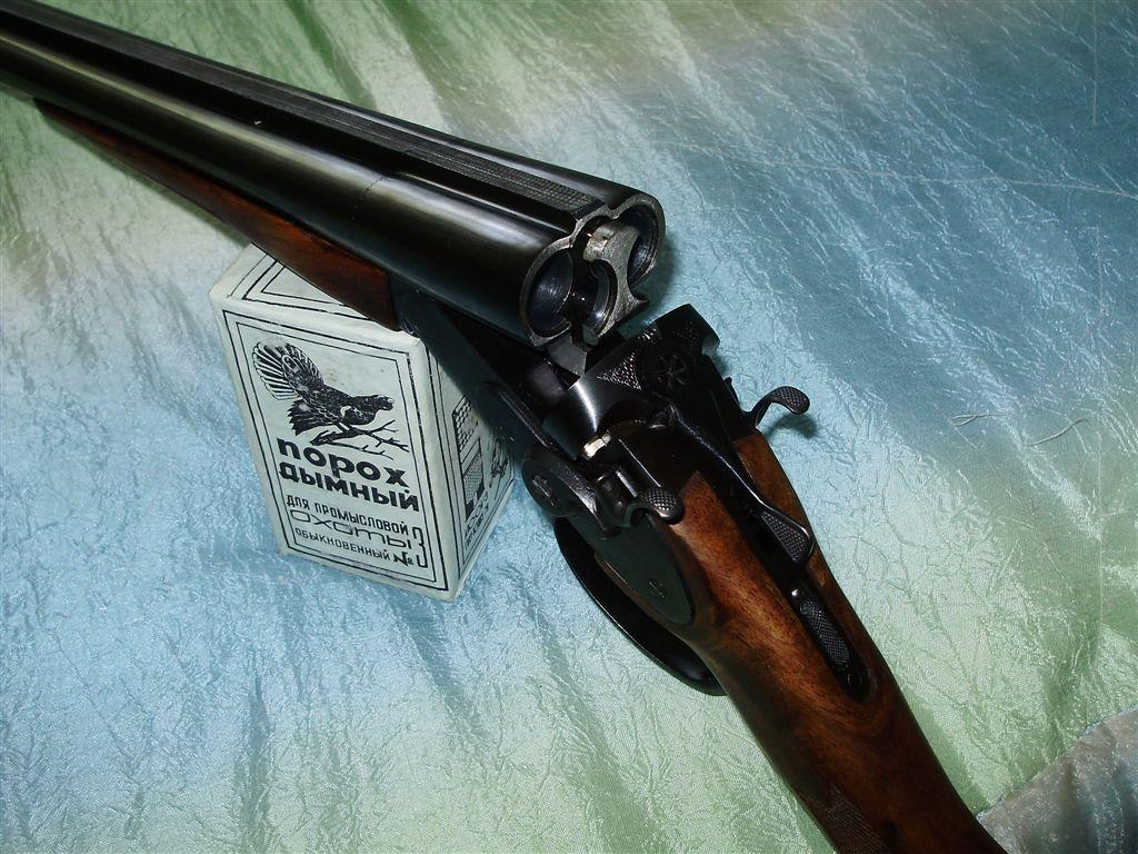 ружья иж-43 фото