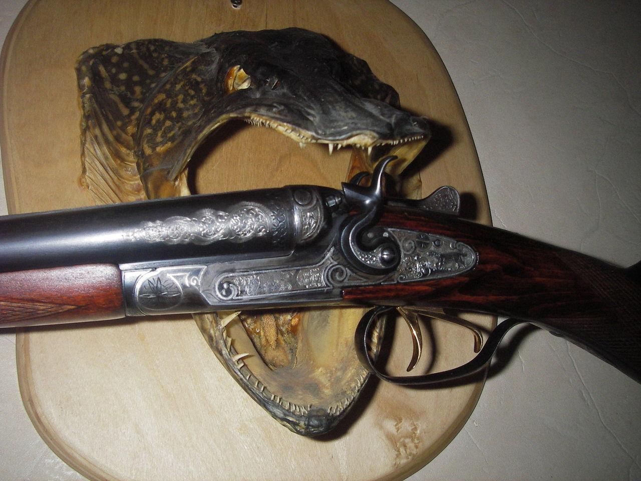 Охотничье оружие. .  Фото владельцев ружей ,без комментариев!. .  Сайт об охоте для охотников.