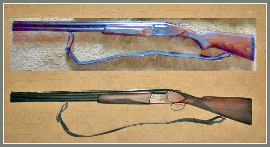 Сделать охотничье ружье своими руками 586