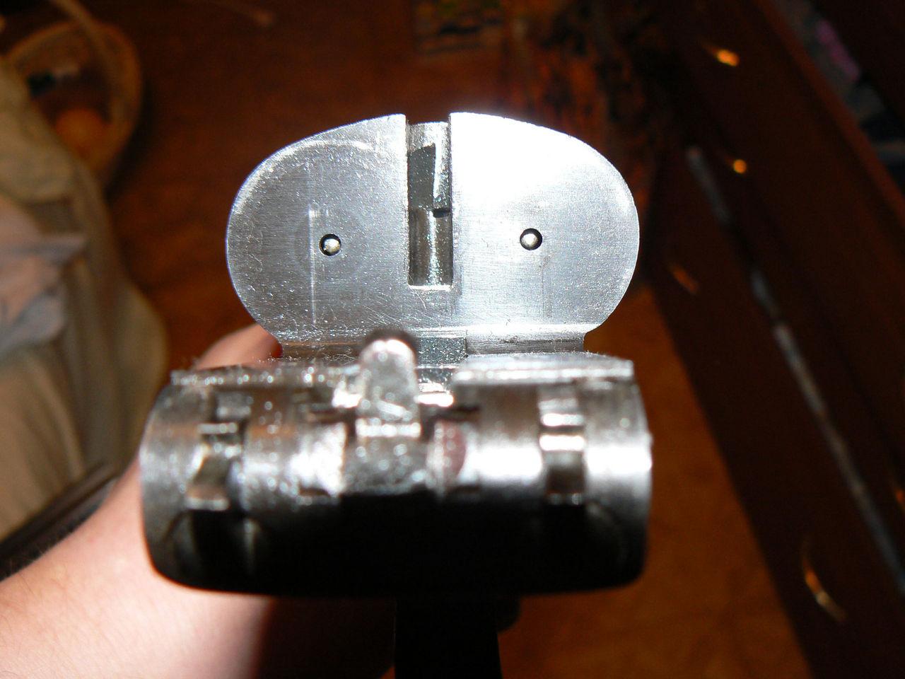 гладкоствольное ружье иж 26 схема деталей