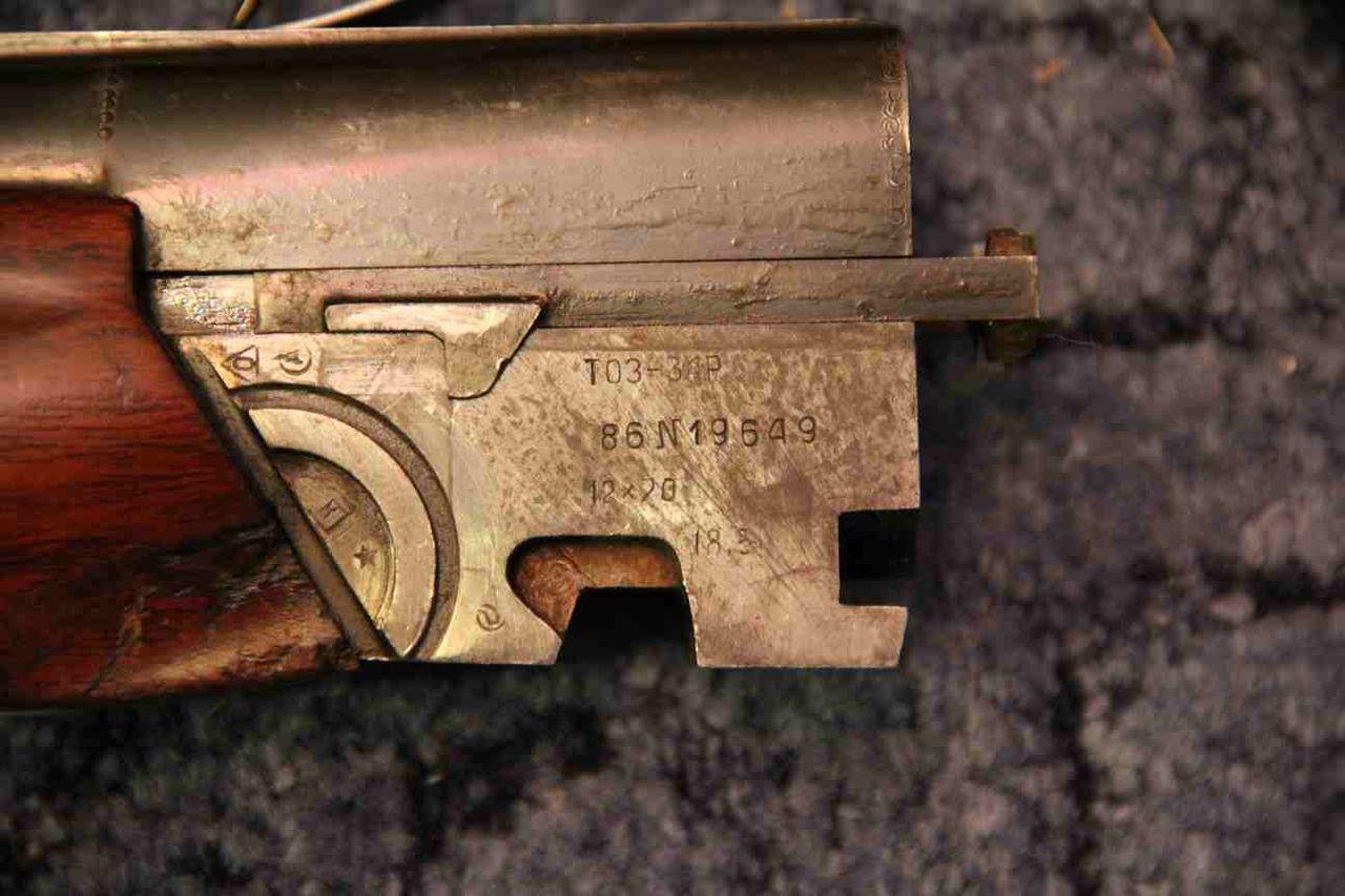 фото ствола тоз 34