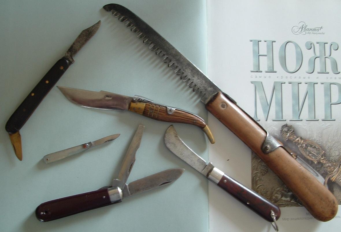 Изготовление прививочного ножа своими руками 49