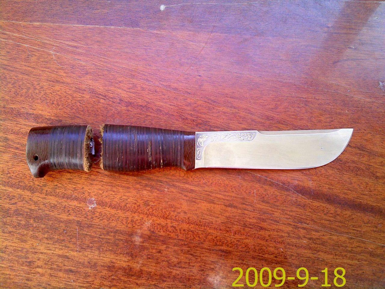 пожалуйста, рукоять ножа из кожи как делать располагается черте города