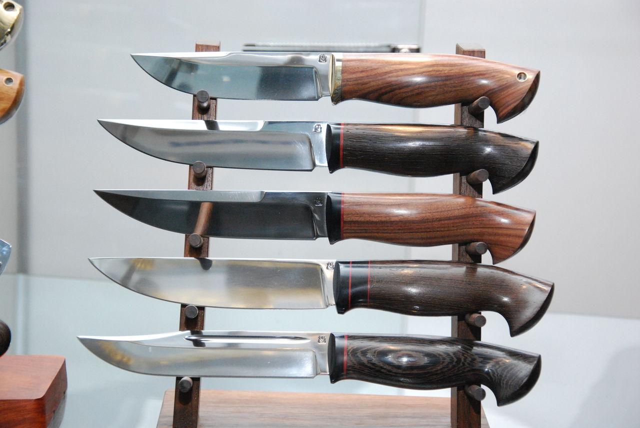 Фото охотничьих ножей своими руками