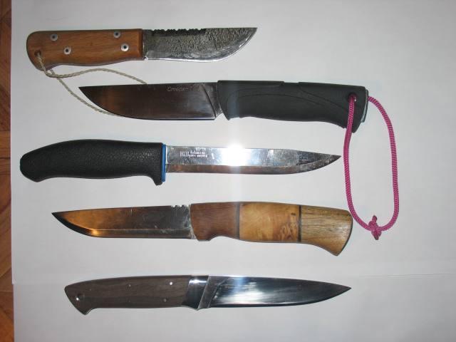 Чехлы для ножей своими руками