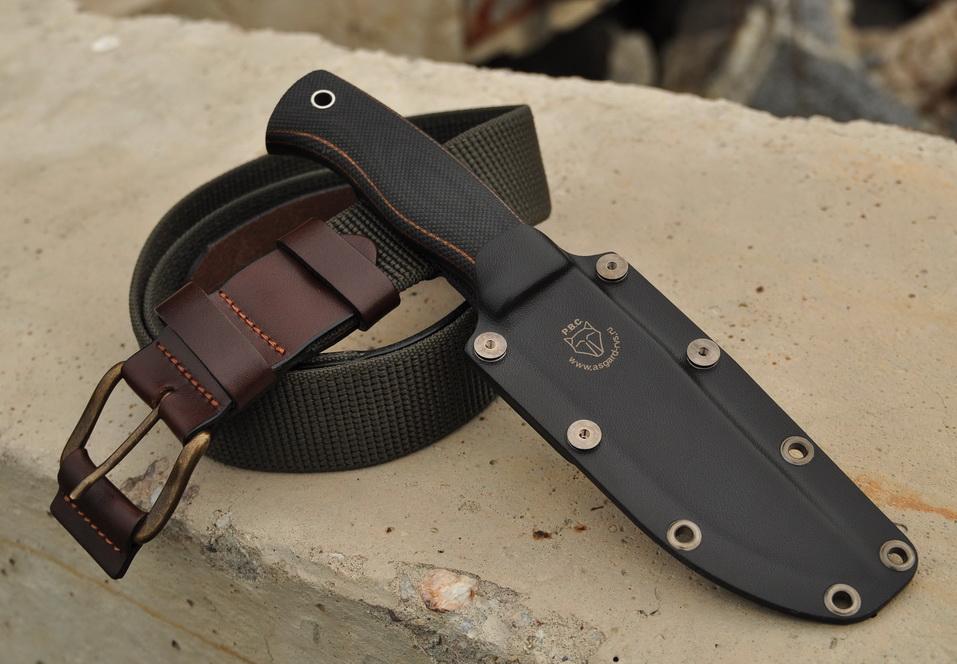 Ножны пластиковые для ножа своими руками 89