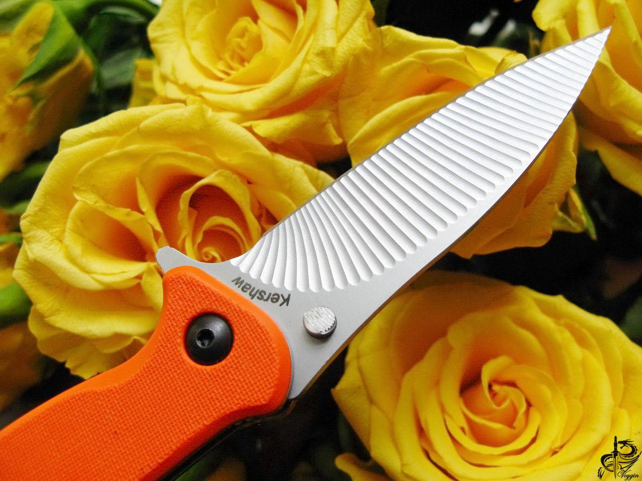Цветок и нож картинки
