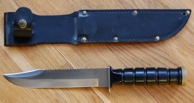 Нож своими руками из пилы по металлу видео