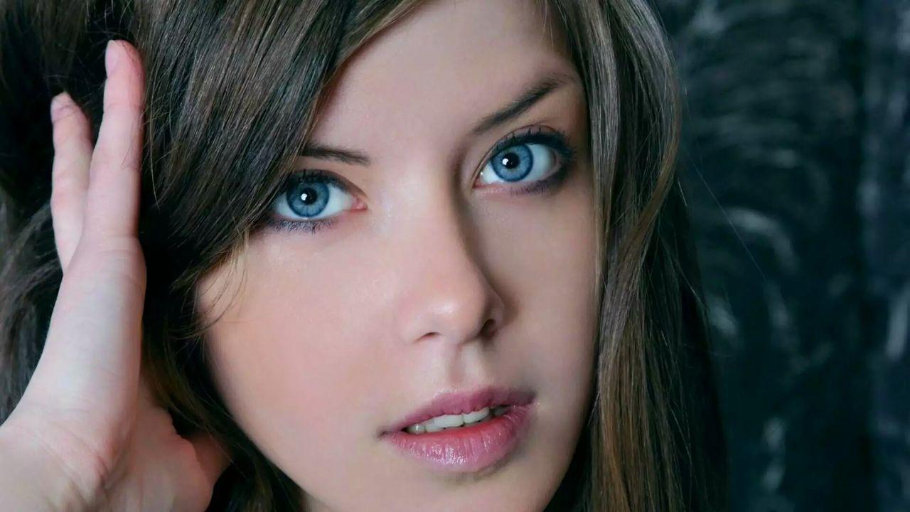 Девушки с самыми красивыми глазами