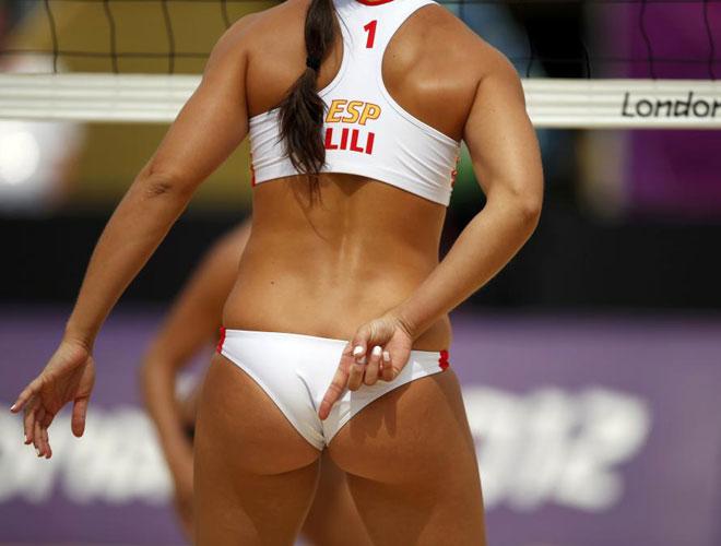 фото большие попки спортсменок