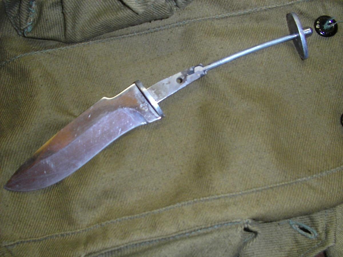 будем фото как сделать ручку для ножа здесь различным