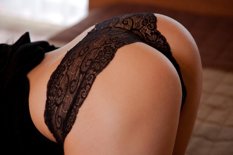 Фото красивого женского зада
